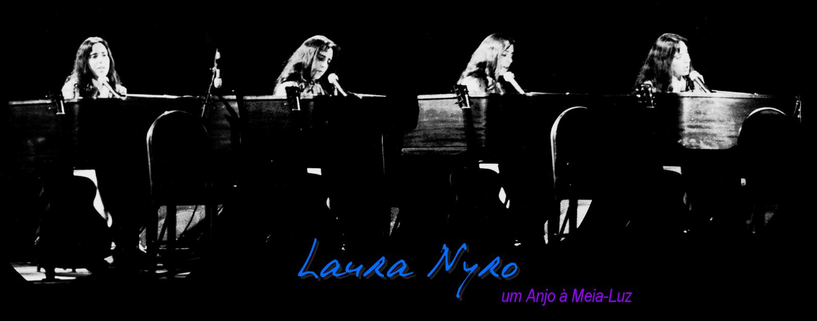 """""""Anjo à Meia-luz""""... um tributo a Laura Nyro"""