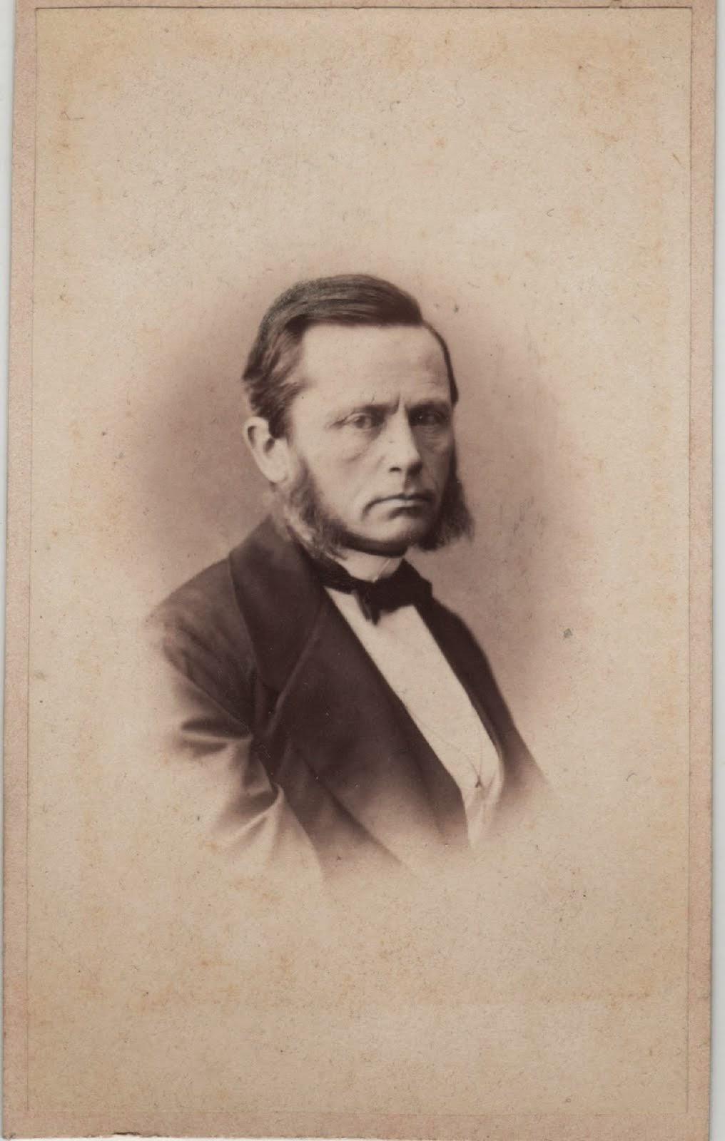 6.001.Carl August Restorff Schack (f.1813,d.1880)