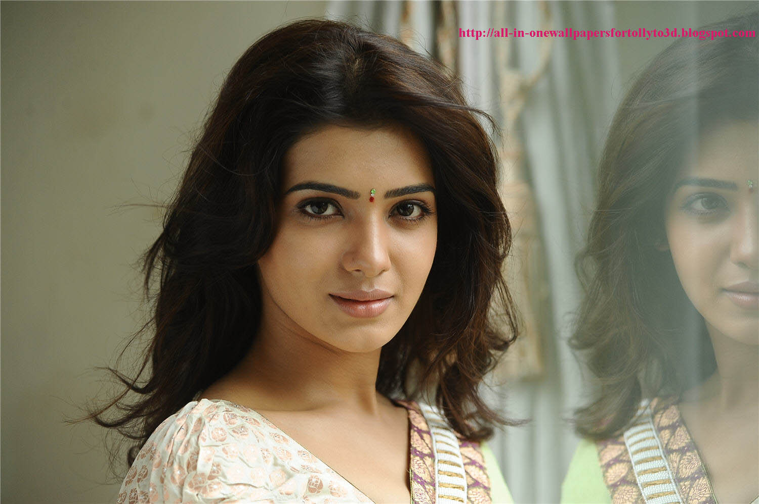 all-in-one wallpapers: cute telugu actress samantha ruth prabhu hd
