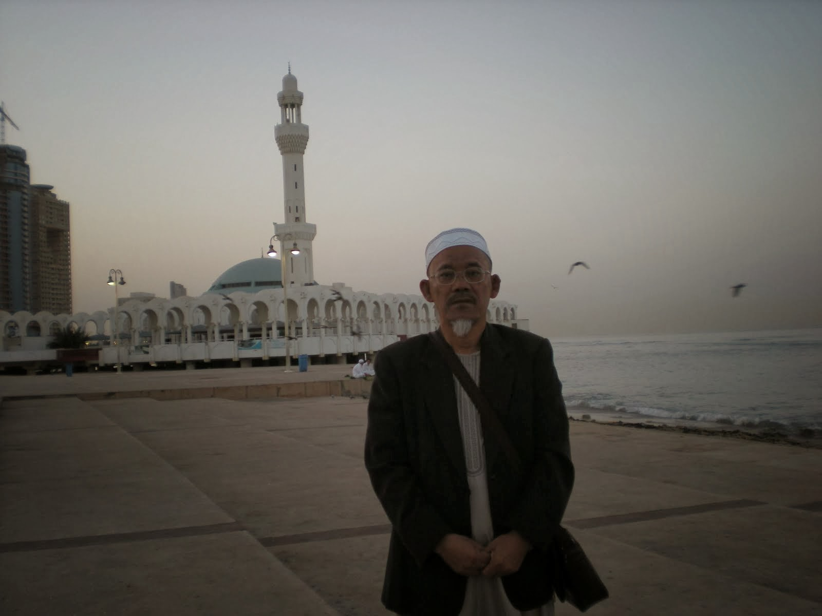 The Floating Masjid, Jeddah