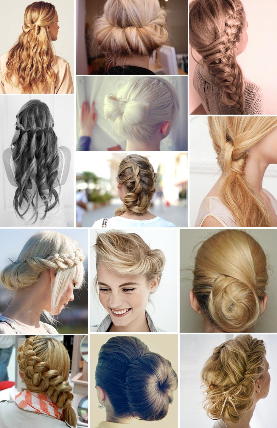 Örgü mezuniyet saçı saç modelleri 2012 hairstyles braid hair