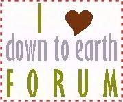 Down To Earth forum