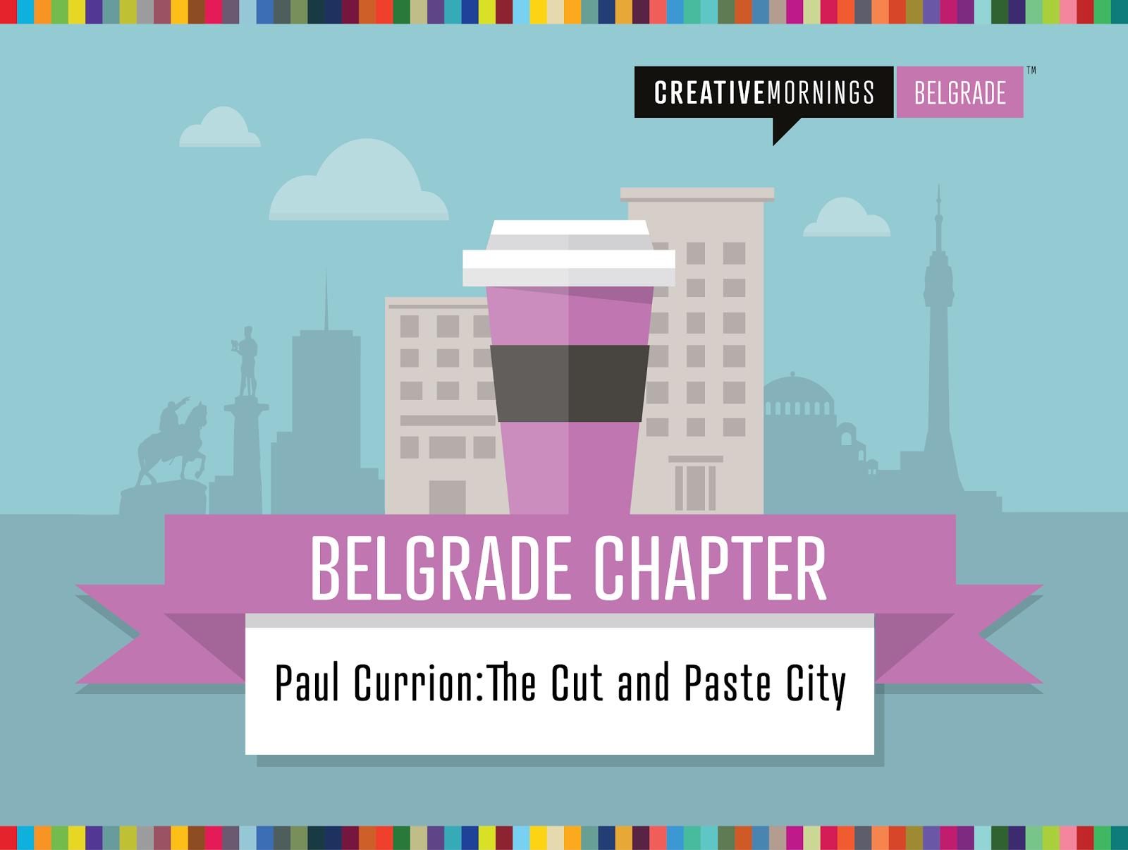 Prvi Creative Morning događaj u Beogradu