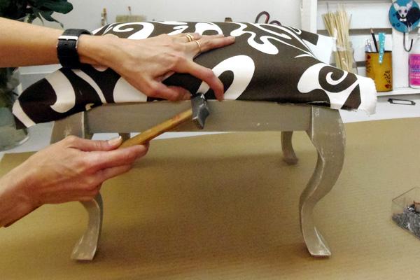 Cuchita bacana talleres de reciclado de muebles y - Como arreglar el asiento de una silla ...