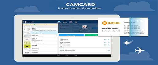 CamCard – Business Card Reader Apk v6.6.2