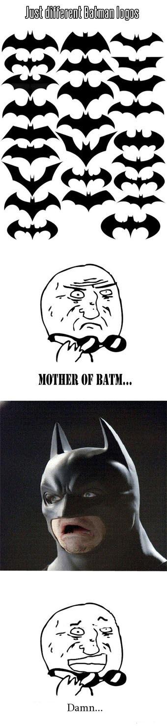 All Batman's Logos