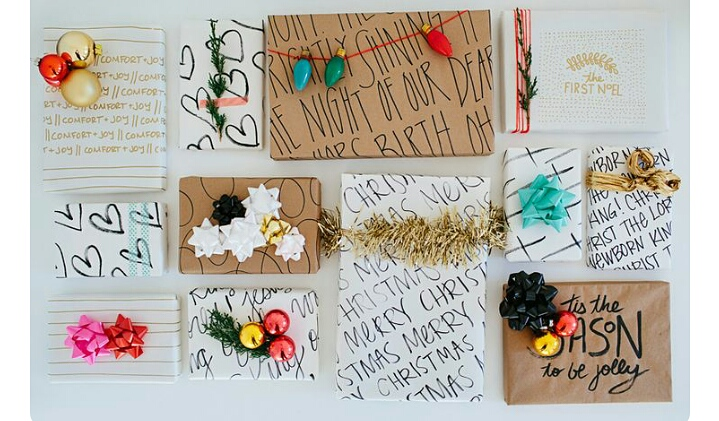 Bombonas papel de regalo super original - Papel de regalo original ...
