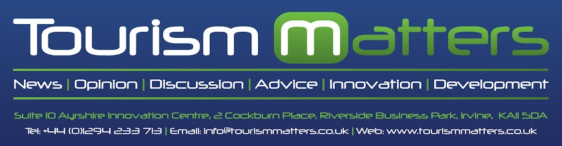 Tourism Matters | News | Opinion | Discussion | Advice | Innovation | Development