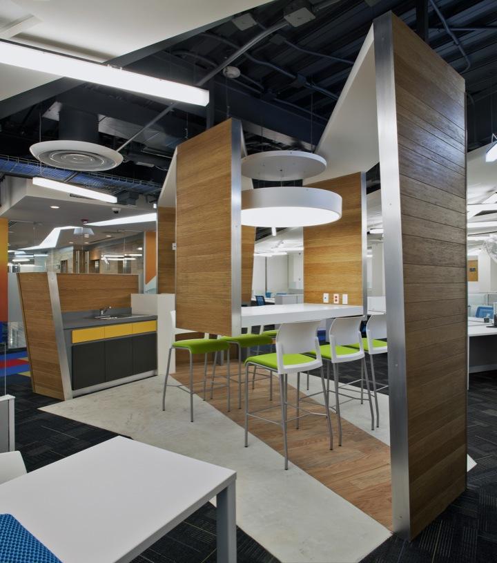Marzua remodelaci n de oficinas de basf en ciudad de m xico for Interiorismo oficinas