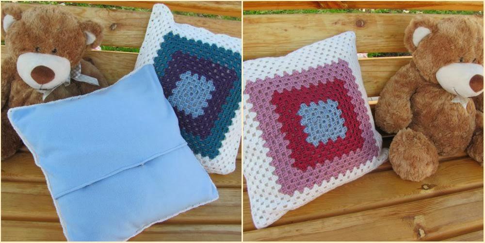 Подушки простые как сделать