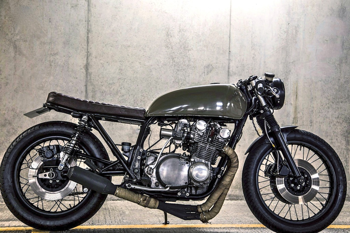 Gs750 By Rss Inazuma Caf 233 Racer