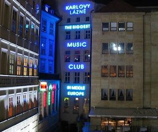 Discoteca Karlovy Lázne en Praga