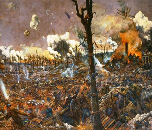 10mm World War I Project