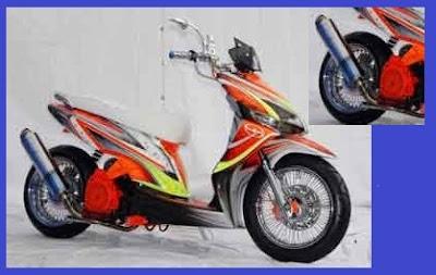 Honda Vario _ Model Racing Lowrider _ Gambar Foto Modifikasi Motor Terbaru 2.jpg
