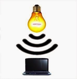Li-Fi competència del Wi-Fi