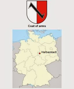 Το Ηalberstadt της Γερμανίας. http://leipsanothiki.blogspot.be/