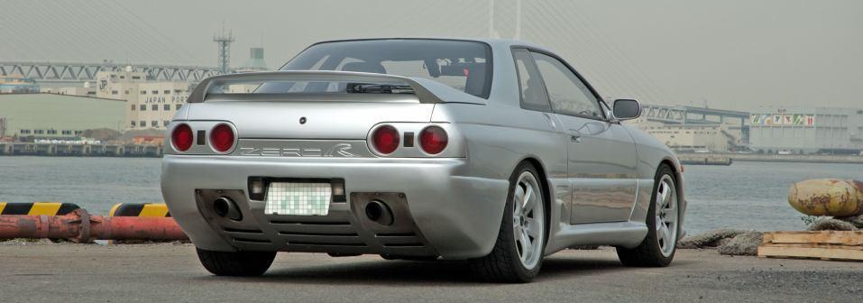 Nissan Skyline, HKS Zero-R, R32, GT-R, RB26, 2.8 stroker, tuned, rare engine, JDM