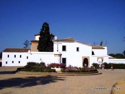 Monasterio Rabida Huelva