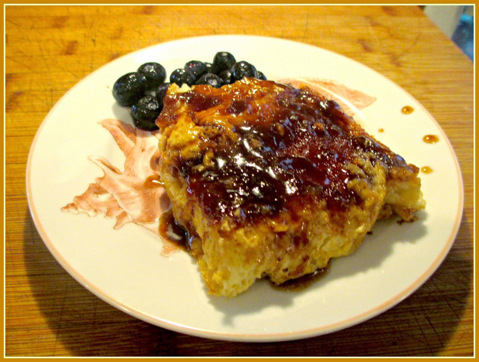 Healing Woman: CREME BRULEE FRENCH TOAST