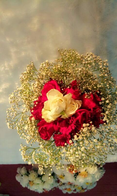 Bunga Tangan Segar
