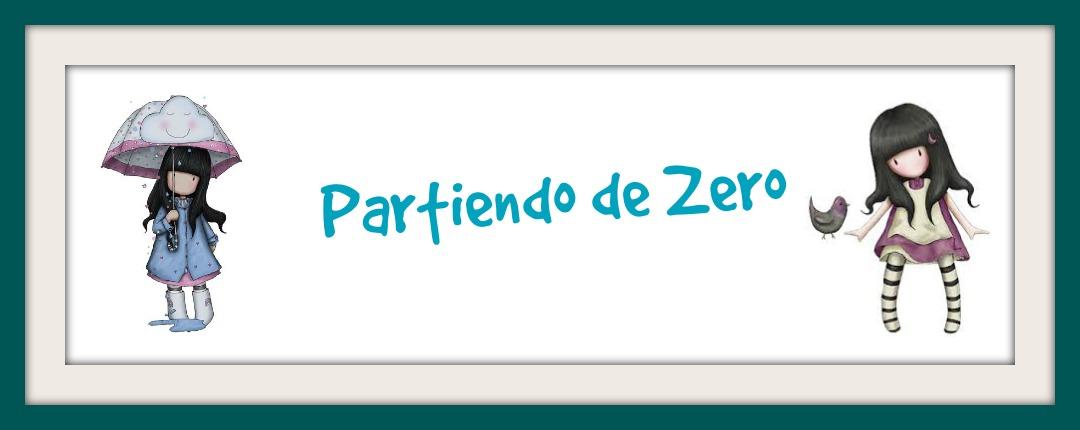 Partiendo de Zero