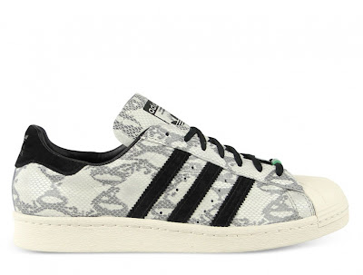 """Adidas Superstar 80s CNY """"Year of the Snake"""""""