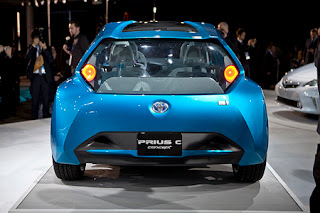 2012 Toyota Prius C | Hybrid Power | Fuel | high-tech cabin