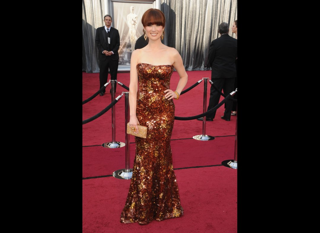 Oscars 2012 Best-Dressed