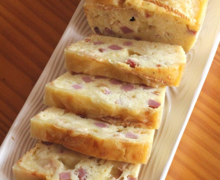 Cake Au Maroilles Et Jambon