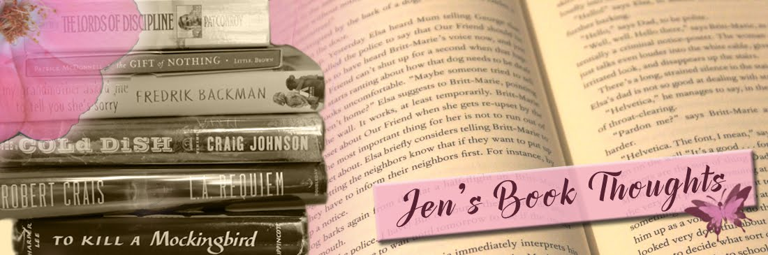 Jen's Book Thoughts