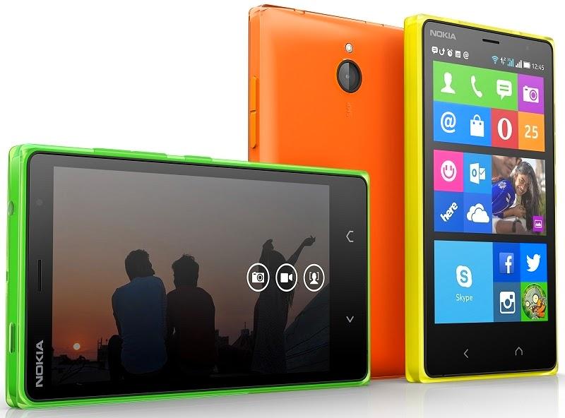 Nokia X, Smartphone Androidnya Microsoft