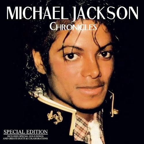 """[DL] Michael Jackson """"Chronicles"""" - Album 2014 Cover"""