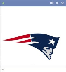 New England Patriots Emoticon