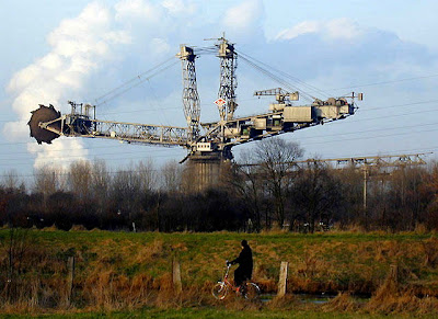Bagger_288_World's_Largest_Digging_Machine_Krupp_Germany