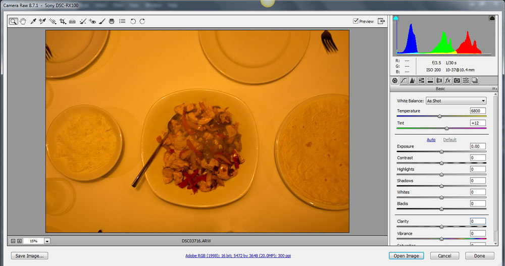 How I Edit My Photos In Photoshop RAW