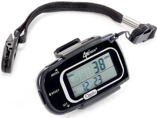 ozeri 4x3 razor digital pocket pedometer