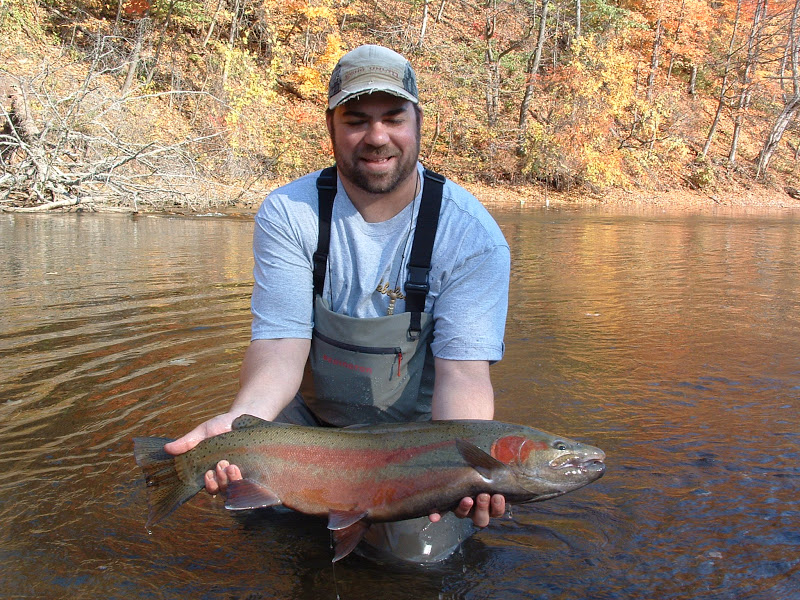 All things fly fishing photos from friends for Oak orchard fishing report 2017