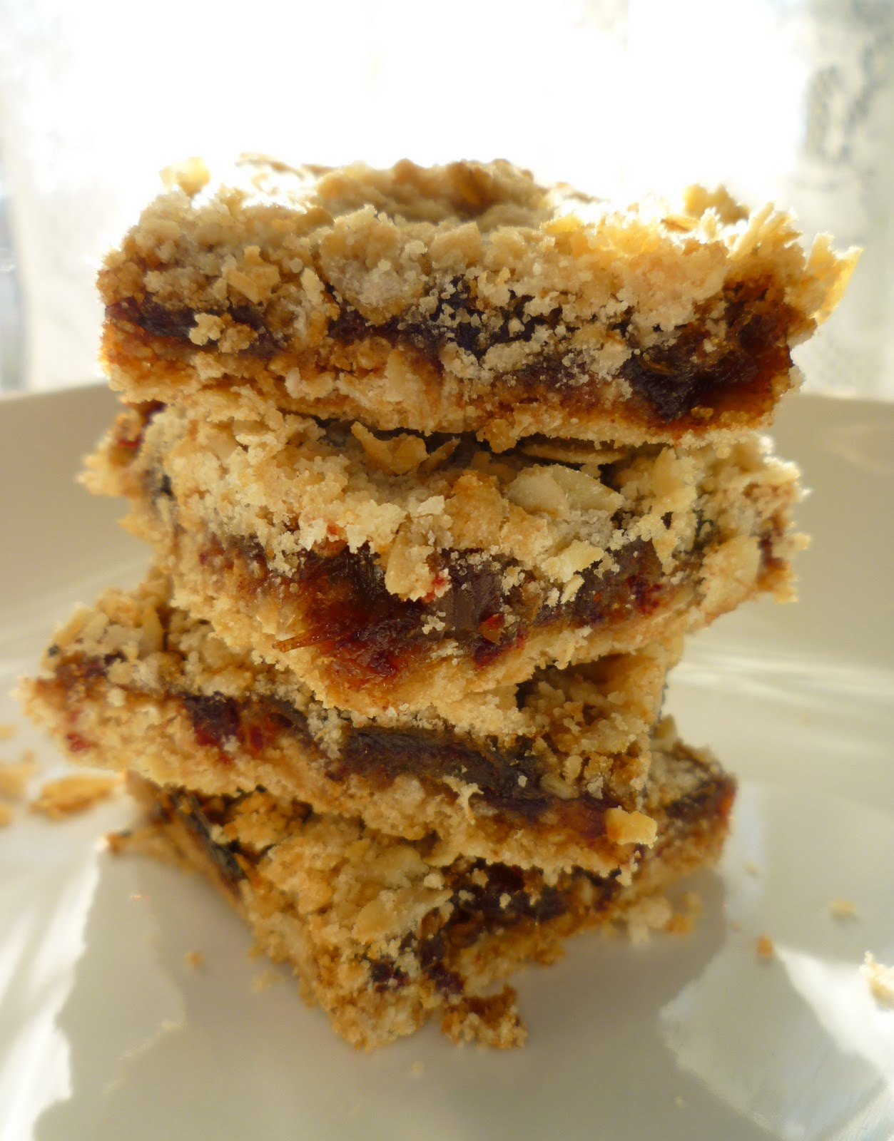 What's Baking in the Barbershop?!: Maple Date Bars