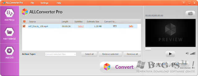 All Converter Pro1.3 Full Serial - BAGAS31.com