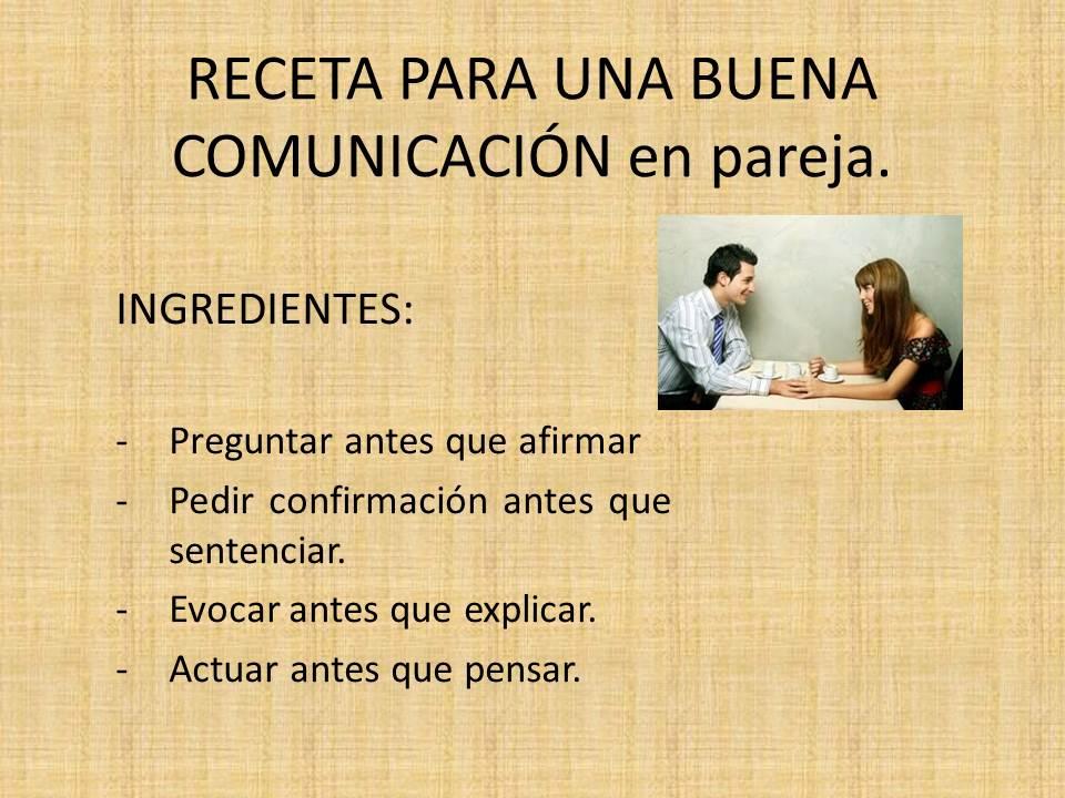 La comunicación en la pareja - Puleva Salud