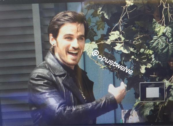 Once Upon a Time - Season 5 - BTS Photos + Videos *Updated*