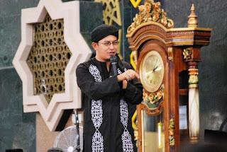 Ustadz Jefri Al Buchori (Uje) Wafat