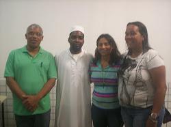 Palestra: Religião Islâmica, realizada em 16/11/2011