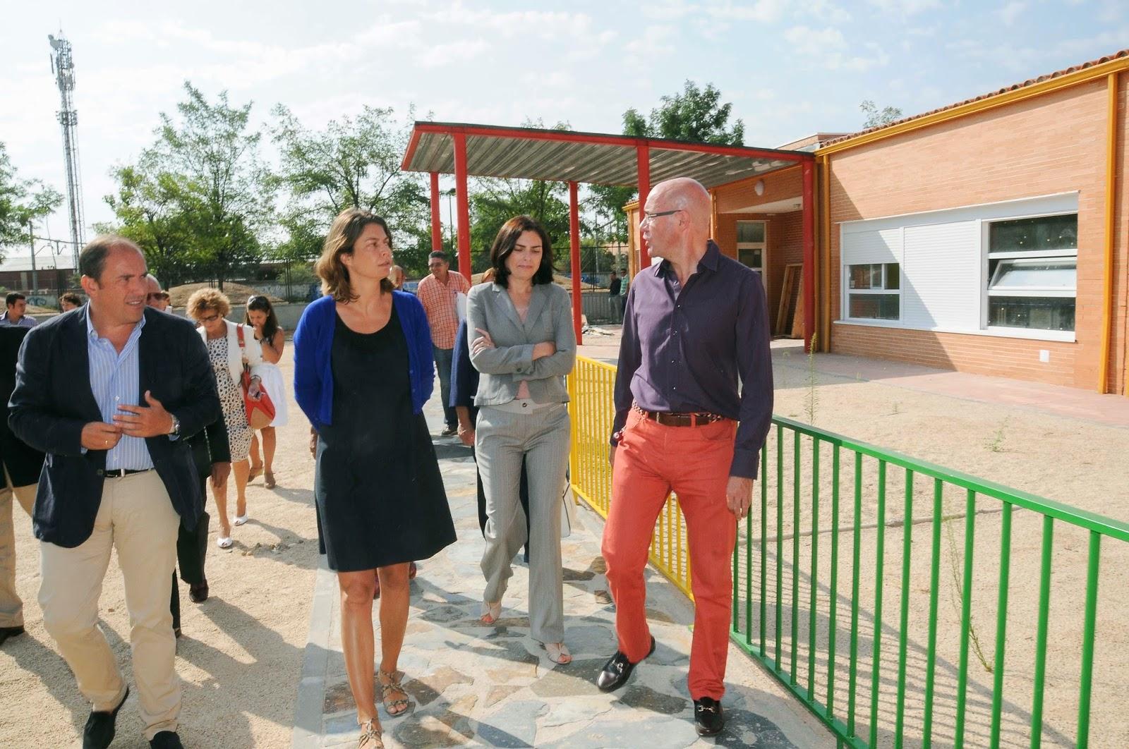 comunidad madrid plazas escolares publicas