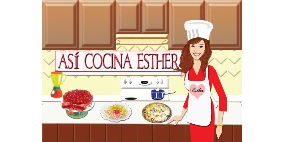 Asi cocina Esther