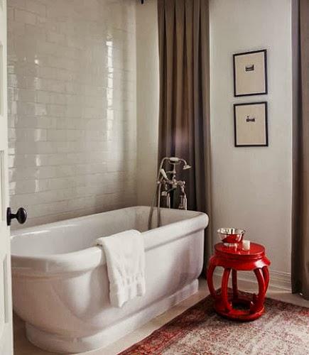 Bathroom Rugs Persian: Eat. Sleep. Decorate.: Oriental Rugs In The Bathroom