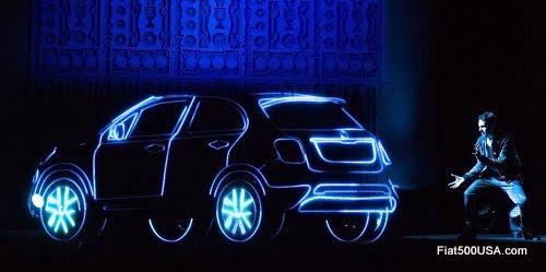Fiat 500X and Dynamo