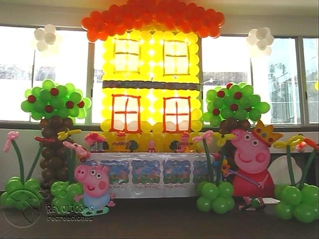 Adornos Fiesta Infantil Fabulous Fiestas Infantiles Con Tematica De