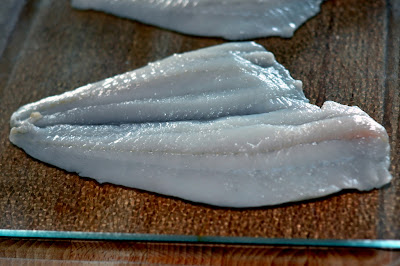 Fillets of Flounder - Photo by Michelle Judd of Taste As You Go