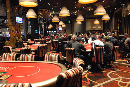 The Best Places To Play Poker In Las Vegas: Aria